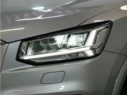 LEDヘッドライト☆関東最大級のAudi・VW専門店!豊富な専門知識・経験で納車後もサポートさせていただきます☆