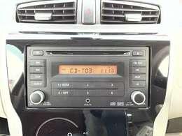 CDデッキ CDとラジオ聴けますよ