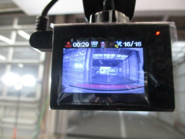 今人気のドライブレコーダー付き、万が一の時に画像が残るので安心です!