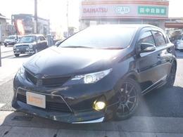 トヨタ オーリス 1.8 RS Sパッケージ 6MT SDナビTV モデリスタエアロ