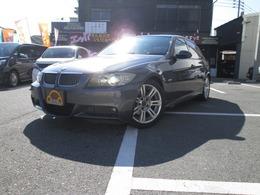 BMW 3シリーズ 325i Mスポーツ LEDイカリング・キセノン・バイパー