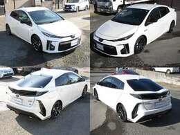 プリウスPHVは、EV走行距離68.2km、ハイブリッドと燃費性能の高いお車になっています。