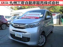 三菱 eKワゴン 660 M 元レンタカー  パーキングソナー