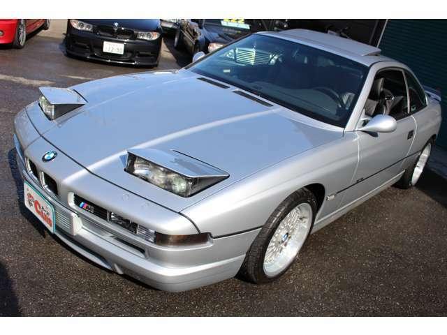 BMW 8シリーズ(8_SERIES)840Ciリミテッド(1999年5月)カタログ・スペック情報:【型式】E-EF44【全長×全幅×全高】4780×1865×1340mm【車両重量】1880kg