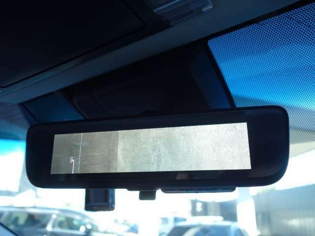 ◆純正オプション デジタルインナーミラー!