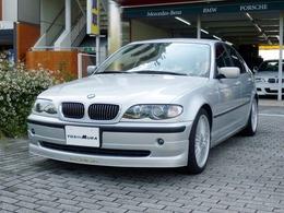 BMWアルピナ B3 S 3.3 リムジン スイッチトロニック アニバーサリー