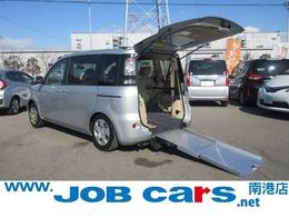 トヨタ シエンタ 1.5 X 電動ウィンチ 電動固定装置 車いす1基