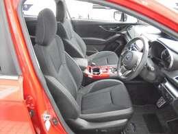 フロント席側です!(^^)!運転席パワーシトを装備