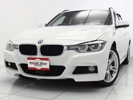 BMW 3シリーズツーリング 320i Mスポーツ LEDライト/18AW/Rパークセンサー/Bカメラ