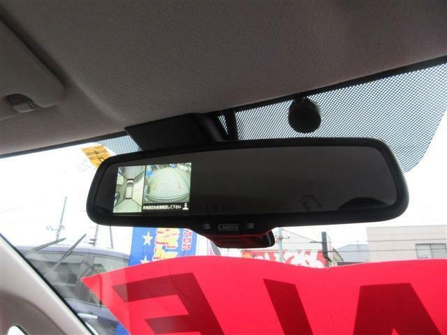 真上から丸見え!駐車時も楽々のアラウンドビューモニター付きで安心!!