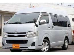 トヨタ ハイエースバン レクビィ製 ハイエースプラス ナビ ドラレコ 後TV シンク冷蔵庫 MAXFAN