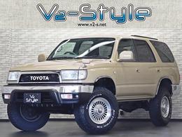 トヨタ ハイラックスサーフ 2.7 SSR-G 4WD クラシックナロー仕様 新品アルミ リフトUP