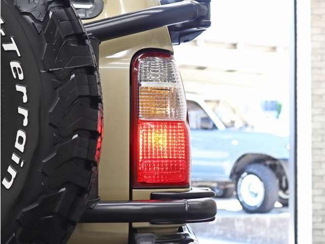 テールレンズの各種LED加工、インナー加工やブラックアウト等も是非ご相談下さい。