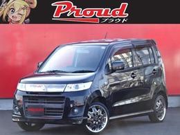 スズキ ワゴンR 660 スティングレー X /禁煙車/外AW/Pスタート/インテリキー/AAC