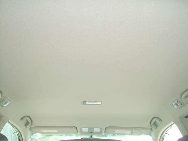 天井もとてもキレイ♪