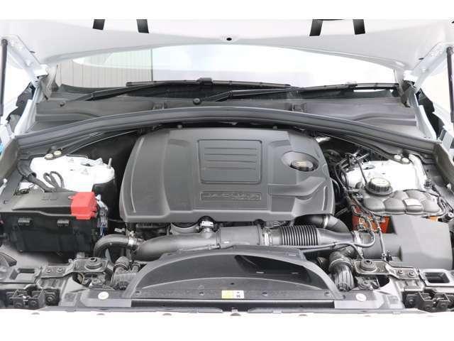 2.0L ガソリンエンジン