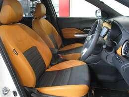 座り心地を向上させるマットスプリングタイプを採用したゼログラビティシート☆人間工学に基づいたシートにより運転の疲労を軽減☆
