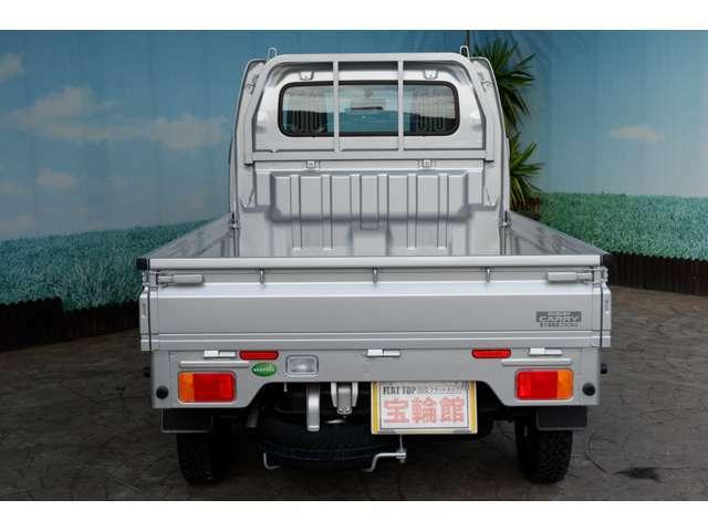 お買い得の『キャリイトラック660KCエアコン・パワステ3方開 4WD』が入庫しました!届出済未使用車☆