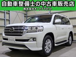 トヨタ ランドクルーザー200 4.6 AX 4WD マルチテレインモニター メーカーナビ
