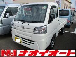 ダイハツ ハイゼットトラック 660 スタンダード SAIIIt 3方開 4WD 衝突軽減装置付き!