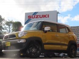 スズキ クロスビー 1.0 ハイブリッド MZ 4WD 新品8インチナビ DCBS Bソナー