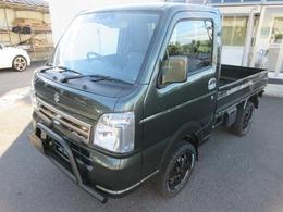 スズキ キャリイ 660 KCスペシャル 3方開 4WD デュアルカメラサポートブレーキ