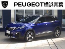 プジョー 3008 GTライン 認定中古車 純正ナビ パノラミックS/R