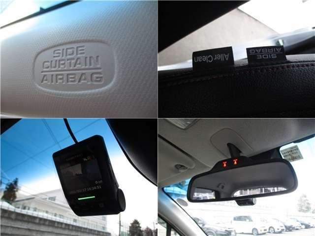 ■社外ドライブレコーダー■もしもの時に映像に残すことが出来るので便利です♪