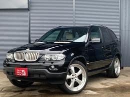 BMW X5 4.4i 4WD OZRACING22AW サンルーフ