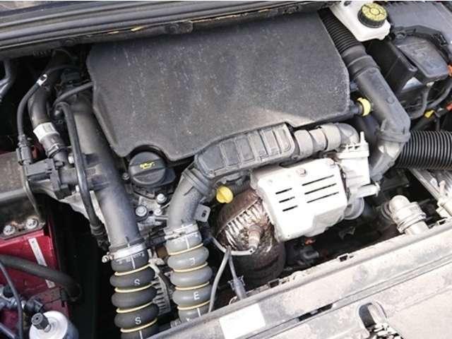 1.2Lガソリンターボエンジン!