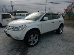 日産 ムラーノ の中古車 3.5 350XV FOUR 4WD 北海道札幌市東区 98.0万円