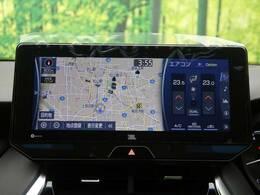 【12.3型T-Connect SDナビゲーションシステム+JBLプレミアムサウンドシステム】