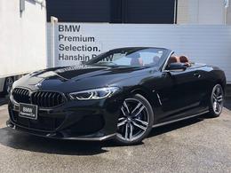 BMW 8シリーズカブリオレ 840d xドライブ Mスポーツ ディーゼルターボ 4WD 認定保証メリノレザーHUDレーザーライトACC