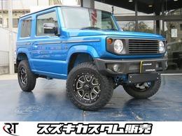 スズキ ジムニー 660 XC 4WD 1.5インチリフトアップ RIDE+TECH仕様