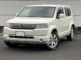 ホンダ クロスロード 2.0 20X HIDエディション 4WD ホワイトレタータイヤ ナビ&TV 1オーナー