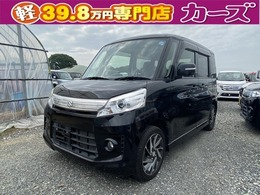 スズキ スペーシア 660 カスタム TS 初売り 先 取/衝突軽減装置/保証付