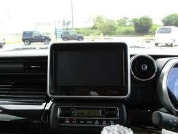 オーディオレス車となっておりますのでお好きなCDステレオ・ナビ等付けられます。