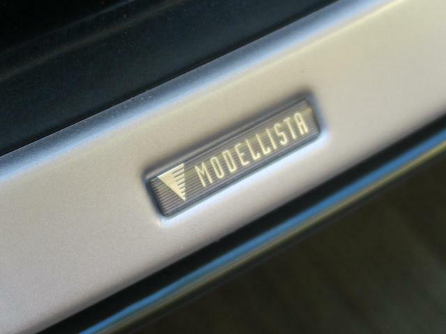 【モデリスタエアロ】人気純正オプションのモデリスタエアロを装備!通常仕様とは一味違う外観になっています☆