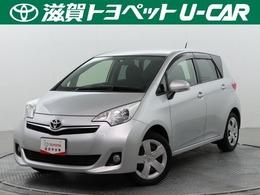 トヨタ ラクティス 1.3X ワンセグSDナビ・バックカメラ付き