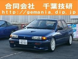 いすゞ ジェミニ 1.6 イルムシャー R 4WD ビル車高調オールステンマフラー検R4.3