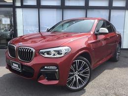 BMW X4 M40i 4WD ハーマンカードン 全席シートヒーター