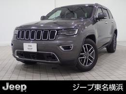 ジープ グランドチェロキー リミテッド 4WD 弊社元デモカー 新車保証継承 認定中古車