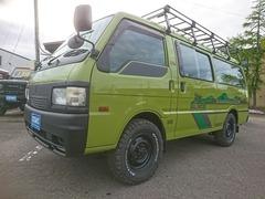 マツダ ボンゴブローニイバン の中古車 2.0 DX 低床 ディーゼルターボ 4WD 北海道北広島市 188.0万円