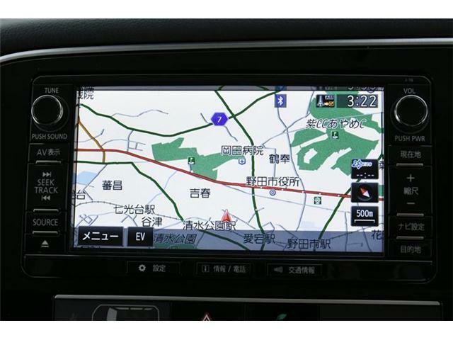 純正SDナビ搭載!フルセグTVにDVD、Bluetooth対応♪USB&SDオーディオ機能も利用可能です♪