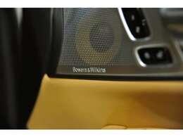 Bowers & Wilkinsが本当の意味でのハイファイ・サウンドを提供します。