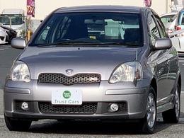 トヨタ ヴィッツ 1.3 RS /10後期/5速MT/禁煙車/車検受渡