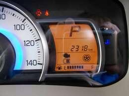 マルチインフォメーションディスプレイ☆アイドリングストップ節約燃料/アイドリングストップ時間/瞬間燃費/平均燃費/航続可能距離/タコメーター/オドメーター/トリップメーターなど表示できますよ☆