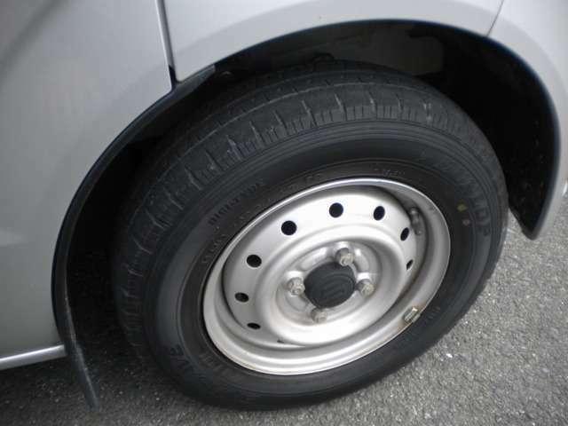 タイヤ部分