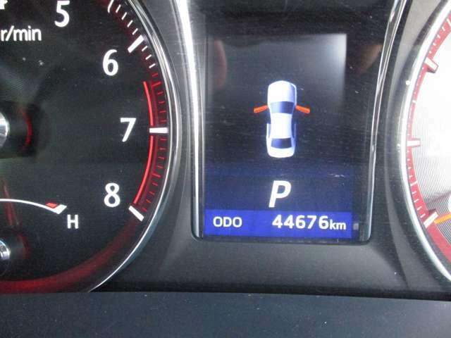 走行も少なめです。実走行4460キロ
