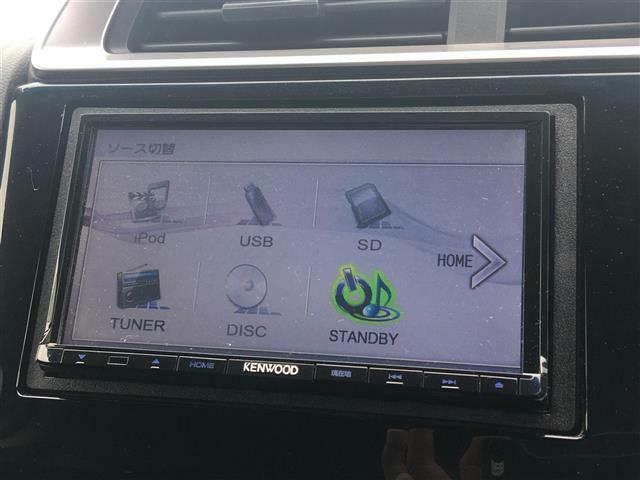 【SDナビ】大画面で、USB/SD//CD/再生様々な機能がお楽しみ頂けます♪